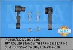 Try. Roller Stand with Spring & Bearing IR 3300 /3320/ 2200 / 2800     Fs5-4785-000 ,  Fs7-2382
