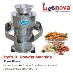 Leenova Dry Fruit Powder Machine