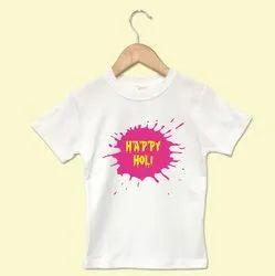 Kids Holi Tshirt's