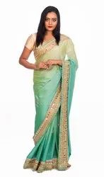 Angosree Broad Border Saree