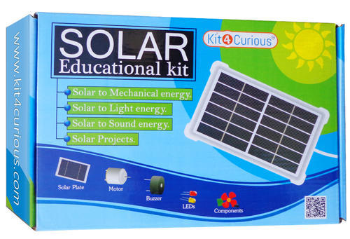 Solar Educational DIY Learning Kit