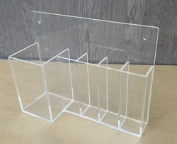 Acrylic Pen & Duster Stand