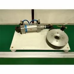 Semi-Automatic Lamp Cap Crimping Machine