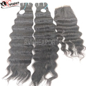 Natural Curl Hair Extension