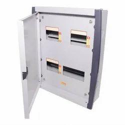 CRC Sheet Rectangular MCB Panel Box