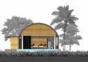 Prefabricated Bamboo Mud House