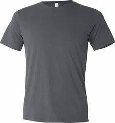 Grey Polyester T Shirt