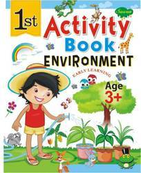 1st Activity Environment (Age 3 ) Books