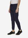Male Navy And Black Track Pants