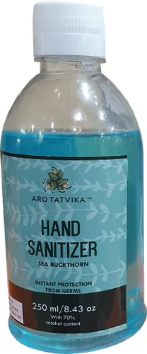 Arotatvika Glycerine Based Sea Buckthorn Hand Sanitizer, 250ml