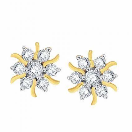 Nakshatra Diamond Earrings View Specifications Details
