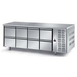 8 Drawer Freezer Chiller