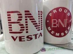 White Ceramic Coffee Mug, Packaging Type: Box Packing, 11oz