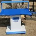 Garment Finishing Ironing Table