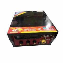 Salcon Black Tractor USB Music Player