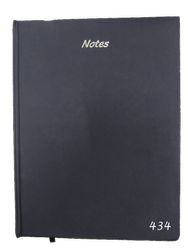 B/5 Note Book Diary 434