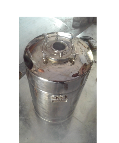 Injectable Filling Vessel