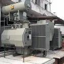 Three Phase Oil Immersed Transformer, 11kv 33kv