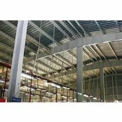 Pre Engineered Building Structure Fabrication Service