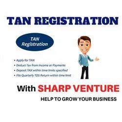 TAN Card Registration Service