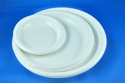 Paper Plastic Brown White Different Type Of Disposable Plate & Paper Plastic Brown White Different Type Of Disposable Plate Rs 5 ...