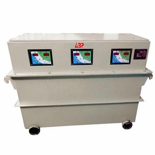 Servo Voltage Stabilizer 75 Kva Servo Voltage Stabilizer