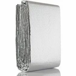335 To 1000mm Silver Radiator Aluminium Foil, Packaging Type: Roll, Thickness: 0.01 To 0.06mm
