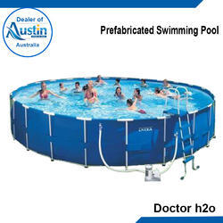 Prefabricated Swimming Pool, For Amusement Park
