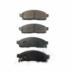 Disc brake pad mitsubishi pajero sports