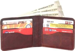 Genuine Leather Slim Handmade Wallet