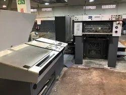 1996 Heidelberg SM 74-4H Offset Printing Machine
