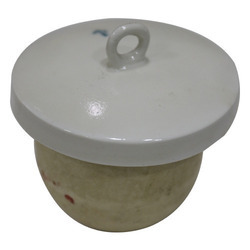 Crucible Lids Basins Alumina Ware