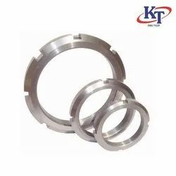 KT Mild Steel N Lock Nut Series, Size: M12-m300