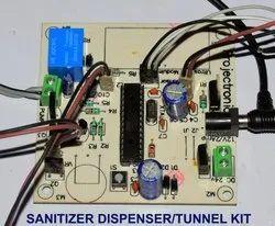 Sanitizer Dispenser KIT
