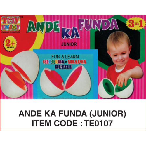 d34445ea880 Ande Ka Funda Game at Rs 190 /piece | Educational Game | ID: 15965758048