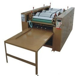 Single Phase Bag Printing Machine