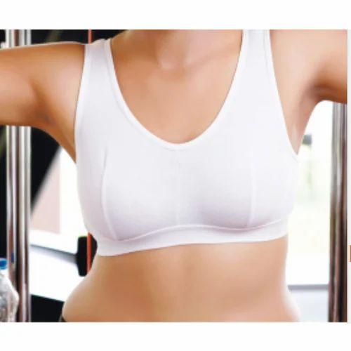 all cotton sports bra