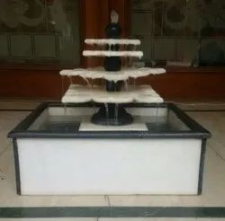 Indoor Marble And Granite Fountain