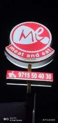 lollipop led sign board