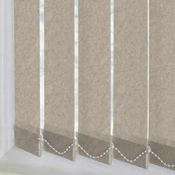 Mat Available Vertical Slat Horizontal Window Blind Rs 130