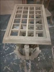Antique Small Wooden Table