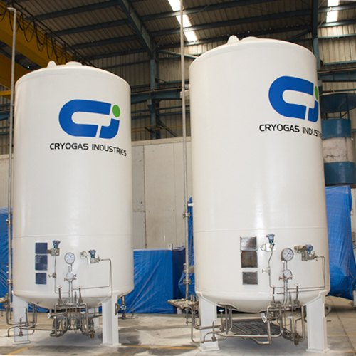 Manufacturer of Ambient Air Heated Cryogenic Vaporizers