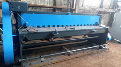 MMGU Guillotine Shearing Machine