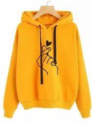 Printed Hoodies/Sweatshirt