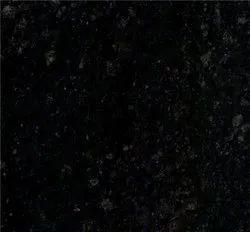 Black Polished Granite, Thickness: 15-20 mm, Slab