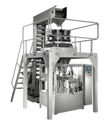 Vertex 550 Snacks Packaging Machine