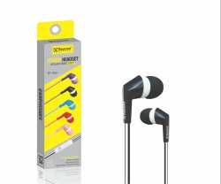 Troops Tp-7051 Stereo Earphone With Mic