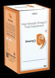 Omega 3 acid smoothie
