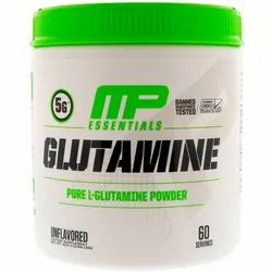 Musclepharm Glutamine 60 Serving Powder, Capacity: 300 gm