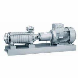 600 M (1968' 6) High Pressure Centrifugal Pump, Max Flow Rate: 600 M/h
